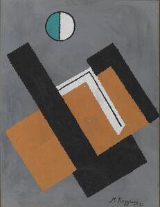 Mauro Reggiani, 'Composition R9', 1962