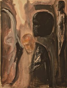 Ofer Lellouche, 'Heads and figures, 2014', 2014