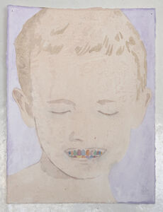 James Rielly, 'New teeth', 2020