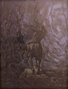 Cath Campbell, 'Untitled (Horse)', 2014