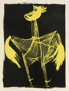 Bernard Meadows, 'Bird', 1962