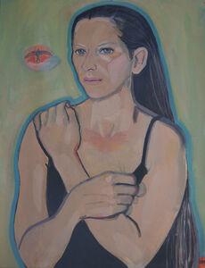 Suzy O'Mullane, 'Damp Hair and Summer Heat', 2017