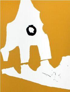 Robert Motherwell, 'Untitled from Ten Works + Ten Painters', 1964