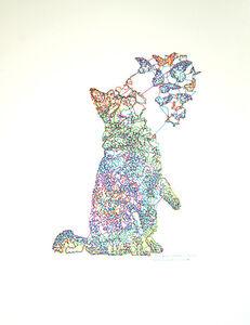 Patrick Lichty, 'RIC: Random Internet Cat #10', 2014
