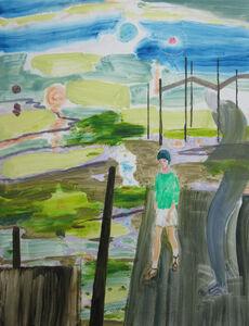 Eleanor Moreton, 'Dream of a Boy in a Green Jumper 6', 2019