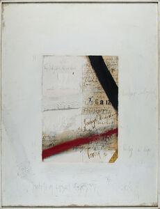 Janez Bernik, 'Letter III'