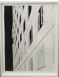 Vera Lutter, '255 West 66 Street, New York City: August 22, 2005', 2005