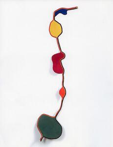 Tim Hawkinson, 'Belt with Anurisms', 1990