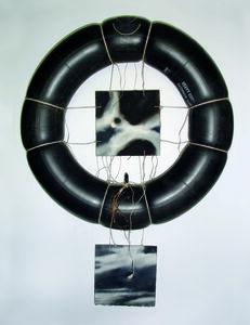 Geoffrey Hendricks, 'Moon.Tire.Root. (Heavy Duty)', 2009