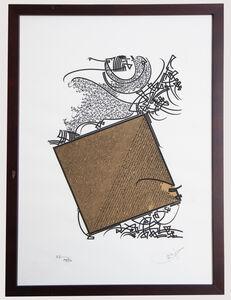 Nja Mahdaoui, 'Untitled 2', ca. n/a