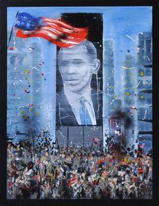 Stéphane Pencréac'h, 'November 4th 2008 - Obama', 2015