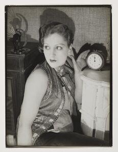 "Eli Lotar, 'Vanda Wangen, Star of the Film ""Minuit"" By Edmond Greenville', 1992"