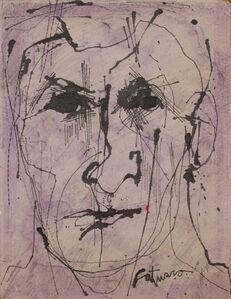 Louis Catusco, 'Portrait - Self?', Unknown
