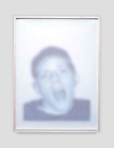 Christopher Taggart, '(Self Portrait as a) Ghost', 2004