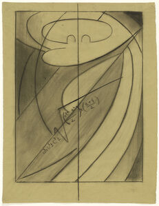 Marius de Zayas, 'Agnes Meyer', 1912-1913