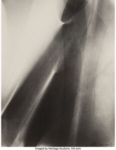 Lotte Jacobi, 'Untitled (Light Abstraction)', circa 1955