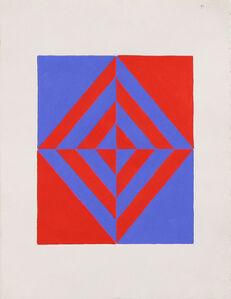 Ernst Benkert, 'Untitled', 1960