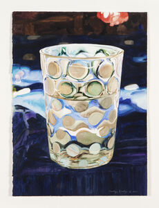 Carolyn Brady, 'Water VII/ Dotted Tumbler', 2001