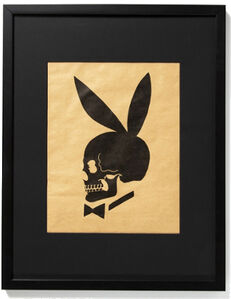 Richard Prince, 'Skull Bunny ', ca. 1991