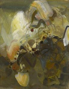 Chu Teh-Chun, 'Untitled', 1996