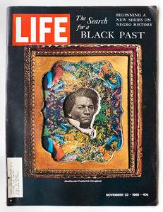 Dennis Koch, 'LIFE Cutout No. 146 (November 22, 1968, Hendrix Douglass)', 2018