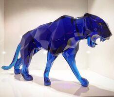 Richard Orlinski, 'Panther Born Wild', 2019