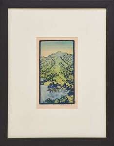 Frances Gearhart, 'Untitled (Mountain Lake)'