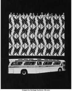 Various Artists (20th century), 'American Roads Portfolio (sixteen of the original twenty photographs)', 1982