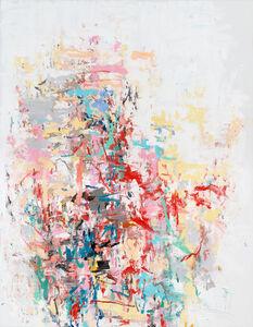 Uwe Kowski, 'Selbst mit Wunde', 2017
