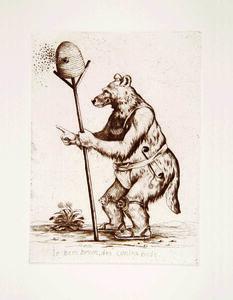Theo Van de Goor, 'Bruun the Bear', 2002