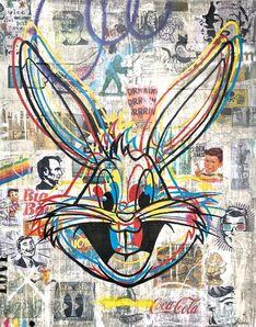 Rock Therrien, 'Bugs Bunny 3D', 2018