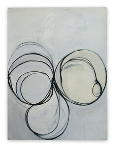 Jill Moser, '7.21 (Abstract Expressionism painting)', 1999