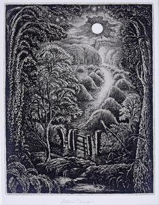 Robin Tanner, 'Full Moon', 1973