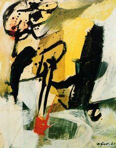 Afro (Afro Basaldella), 'Untitled', 1962