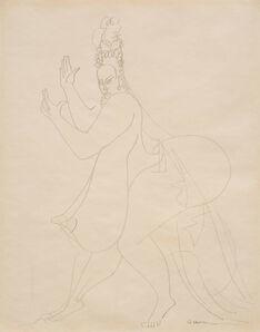 Gaston Lachaise, 'Untitled (Dancing Figure)', 1932-1934
