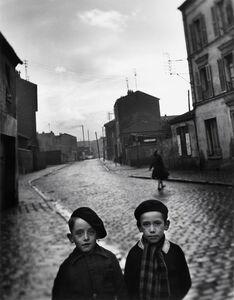 Louis Stettner, 'Aubervillers', 1947
