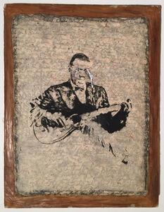 Lee Jaffe, 'Cordially Yours, Blind Arthur Blake', 1990