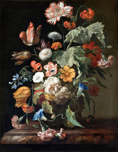 Rachel Ruysch, 'Flower Still Life'
