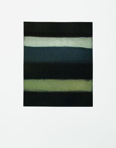 Sean Scully, 'Landline Blue', 2015