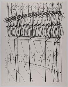 K.R.H. Sonderborg, 'Komposition II', 1964