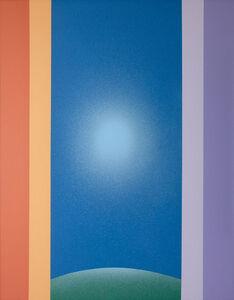 Raymond Jonson, 'Polymer No.14', 1968