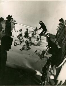 Gjon Mili, 'Illegitimate Babies Photo Shoot', 1948
