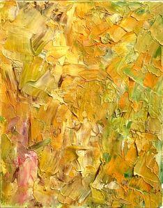 Shirley Goldfarb, 'Jaune d'automne', 1959