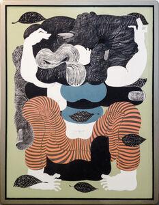 Alex Feuerstein, 'King Kong II', 2018