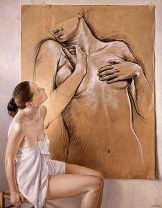 Francine Van Hove, 'Narcisse', 2004