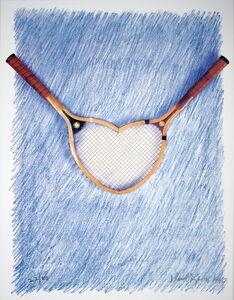 Donald Lipski, 'Roland Garros', 1995