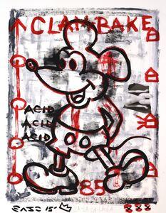 Gary John, 'Mickey's Clam Bake', 2015