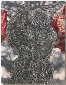 Didier William, 'Me, him and the Cloud', 2019