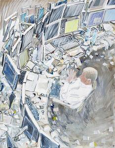 Thomas Hartmann, 'Zukunft war Gestern (Future Was Yesterday)', 2013