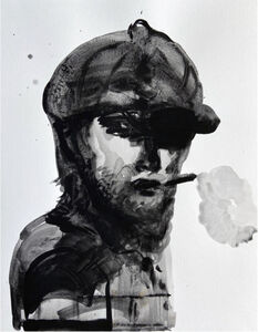 Suzy Spence, 'Smoker in Cap ', 2020
